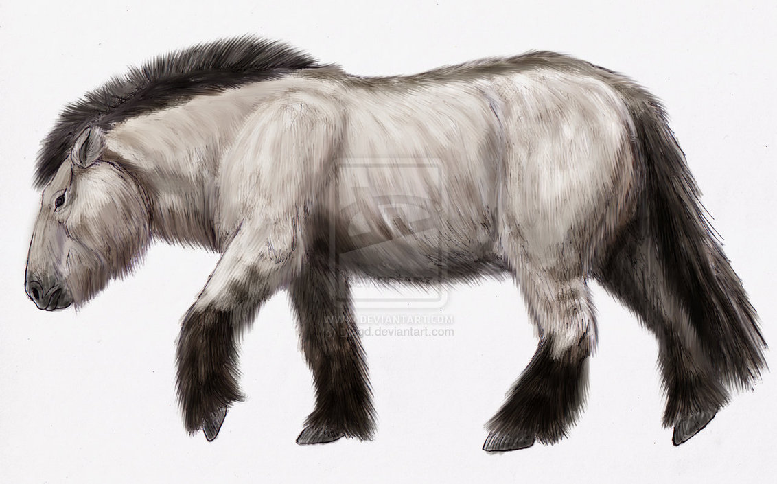 Ленская лошадь