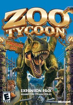 Обложка Zoo Tycoon Dinosaur Digs.jpeg