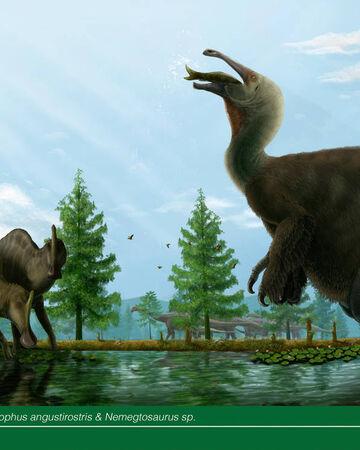 Deinocheirus by vitor silva d86cwhj-pre.jpg
