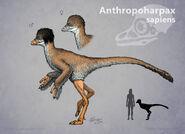 Anthropoharpax by osmatar-dbbnwt1