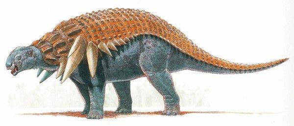 Паноплозавр