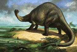 Апатозавр2