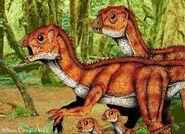 Heterodontosaurus tucki 07 by wilksaur cc