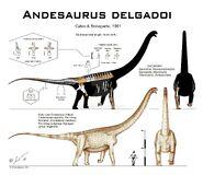Andesaurus delgadoi revised by paleo king-d3ko8jj