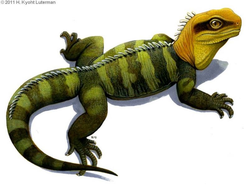 Клевозавр