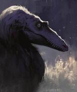 Slender tyrant by dinomaniac d7ip9vc-pre