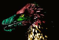 Pyroraptor by paleocheckers-d920wyy