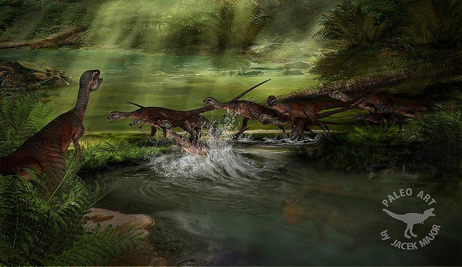 Лиеллинозавра