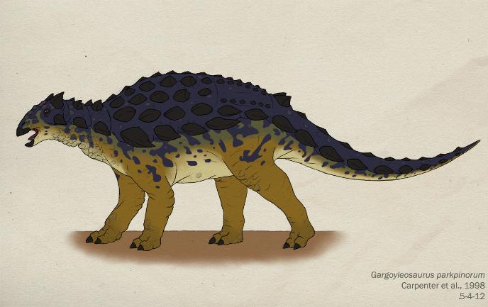 Гаргульеозавр