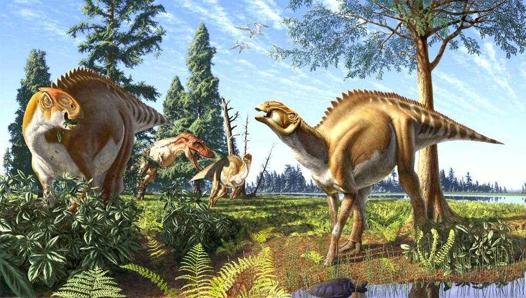 Пробрахилофозавр