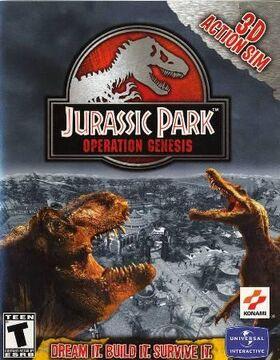 Jurassic Park - Operation Genesis.jpg