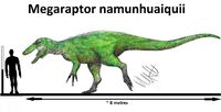 Megaraptor namunhuaiquii by teratophoneus dd1fj9d-fullview
