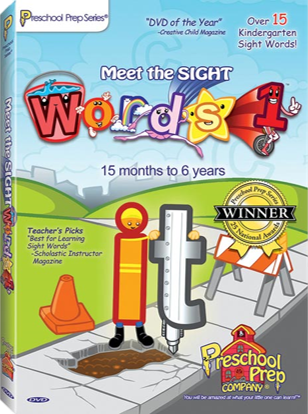 Preschool Prep CompanyNEW Meet the Sight Words Learning Kit