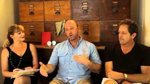 The Pretender creators Steven Long Mitchell and Craig W