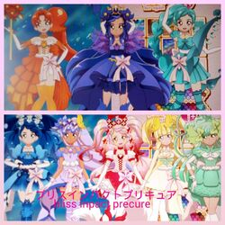 Bliss inpact precure