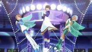 (HD) Pretty Rhythm Rainbow Live EPISODE 51 FINAL - Over The Rainbow - 「athletic core」