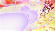 Ace explosión lila