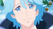 Blue dice que ambos tienen mucha felicidad