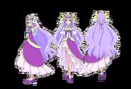 Cure Earth Toei Profile