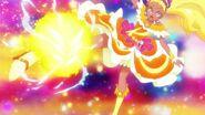 Disparo Solar de Virgo Pretty Cure