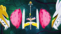 Stop&Freeze's Monstruous Forms trying to attack Cure Flora
