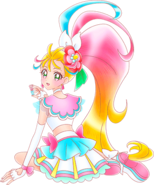 Cure Summer Pretty Holic profile (3)