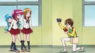Miyo prueba que Himee s tan timida como Cure Princess