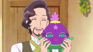 HGPC15 Mikio gives the Lavender Plushie to Nodoka