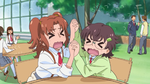 HuPC04-Junna Aki scared of Homare