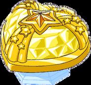 Cristal Futuro Amarillo (Toei Animation)