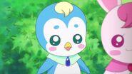 Pegitan se siente inútil al ver que Chiyu encontró a Latte primero