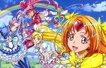 Suite Pretty Cure official art