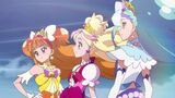 Miracle Go! Princess Pretty Cure Cures smile