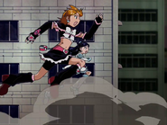 Precure saltan contra rey haaku