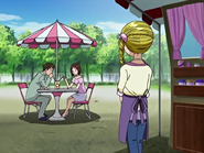 Hikari pregunta amor