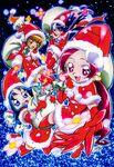 Heartcatch Pretty Cure! Christmas visual