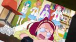 STPC18 Terumi crying on the floor