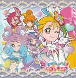 Tropical-Rouge! Pretty Cure special illustration