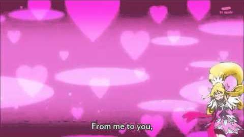 Doki Doki! Precure Cure Heart's Attack