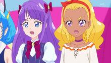 STPC28 Madoka and Elena will remember to burn bright