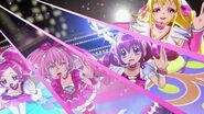Precure All Stars New Stage 3 NCED-1