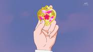 El Cristal Futuro de Cure Yell aparece