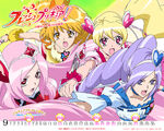 Fresh Pretty Cure September Wallpaper