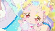 HuPC03.1-Cure Ange alimenta a Hugtan con el poder de su Cristal Futuro