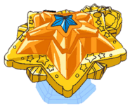 Cristal Futuro Naranja (Toei Animation)
