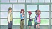 Latte se reencuentra con Yasuko