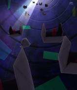 HuPC04.38-Interior de la Corporación Mañana Sombrío visto de noche