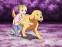 Hikari kepping Chuutaro away from the Zakenna
