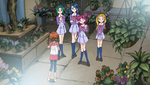 YPC517 Girls tell Rin to leave the shop to them