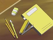 Material escolar amarillo nagisa